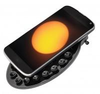 Teleskop Bresser Solarix s držiakom na mobil, foto Slnka