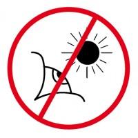 Nepozerajte sa so žiadnym ďalekohľadom do Slnka ani jeho okolia, hrozí nezvratné poškodenia zraku a oslepnutie!!!