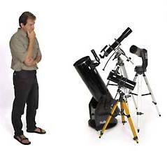 Rozmýšľate nad kúpou hvezdárskeho ďalekohľadu?