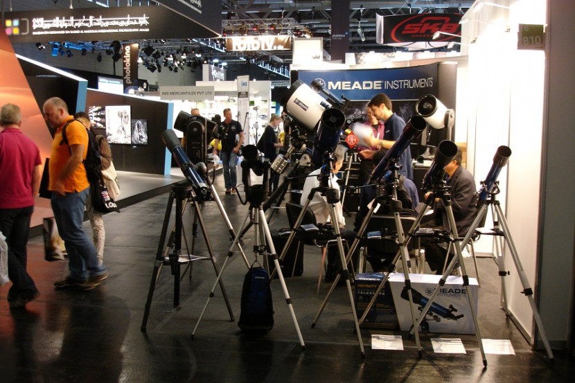 Teleskopy Meade Instruments Photokina 2014