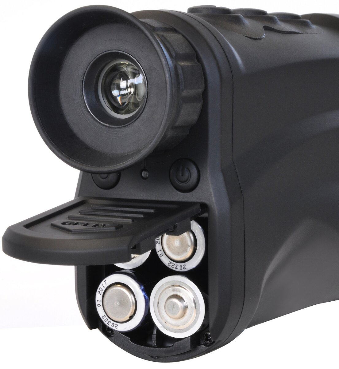 ... Nočné videnie Bresser Digital NV 5x50 s priestorom pre batérie ... f4b51fb0137