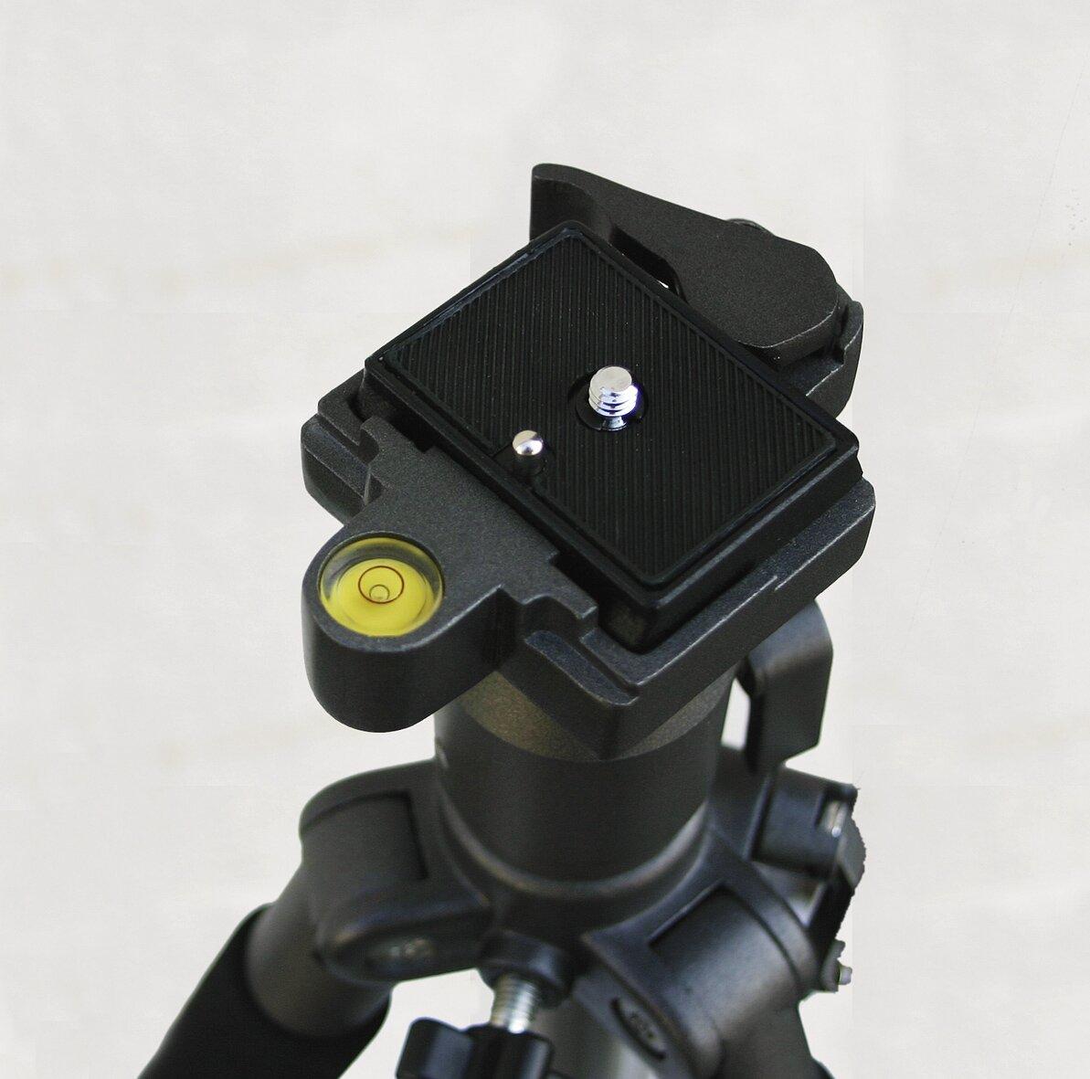 cb5e2abeb Stativy Bresser nastavenie výšky · Statív Bresser 1395mm · Statív Bresser  1395mm so statívovým adaptérom ...
