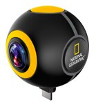 Kamera National Geographic HD 1024P 720° ANDROID SPY
