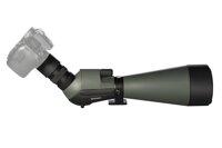 Fotografovanie s DSLR cez spektív Bresser Condor 24-72x100
