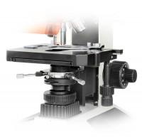 Trinokulárny mikroskop Bresser Science ADL-601F 40-1000x s Abbe kondenzorom a irisovou clonou