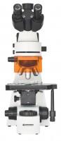 Fluorescenčný mikroskop Bresser Science ADL-601F s planachromatickými DIN objektívmi