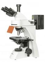 Mikroskop Bresser Science ADL-601F 40-1000x s trinokulárnou hlavou