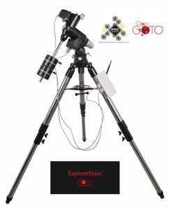 Unikátna astrofoto montaž Explore Scientific EXOS-2 PMC-8 GOTO