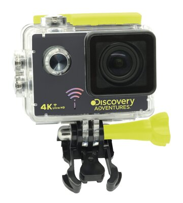 Kamera Discovery Adventures 4K ULTRA-HD WIFI ESCAPE