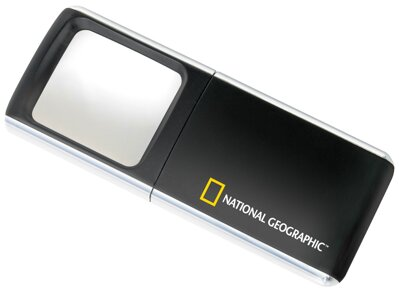 Lupa National Geographic LED 3x