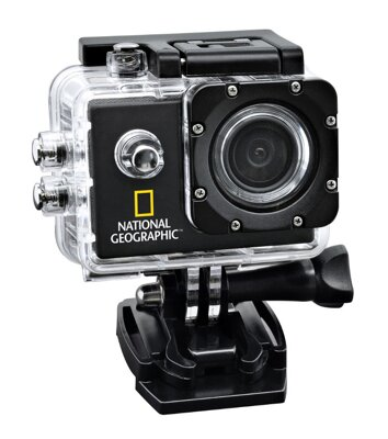 Kamera National Geographic Full-HD action cam
