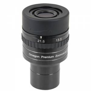 Okulár Omegon Premium Zoom 7,2-21,5mm (1,25in)