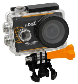 Kamera Discovery Adventures FULL-HD 1080P WIFI EXPEDITION