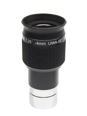 Okulár Sky-Watcher 58° planetárny 4mm (1,25in)